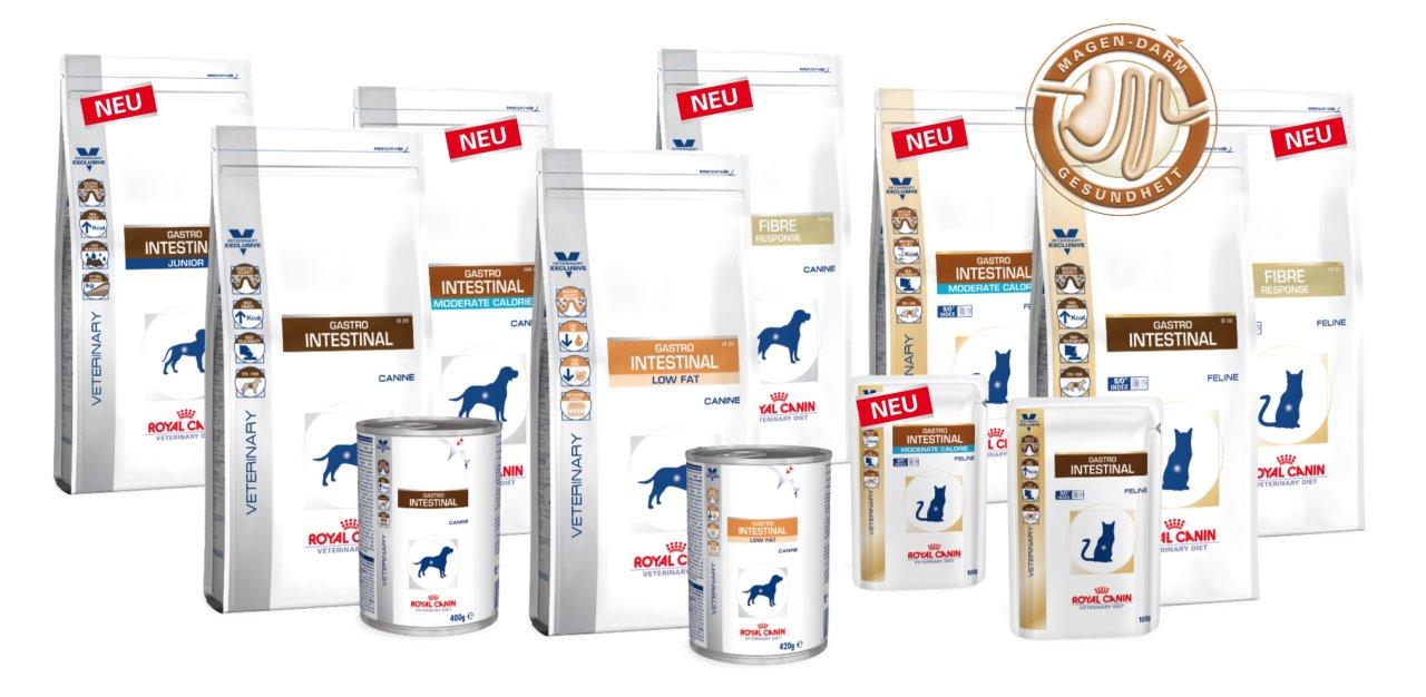 Neue Magen-Darm-Diätprodukte von ROYAL CANIN | hundewelt.at